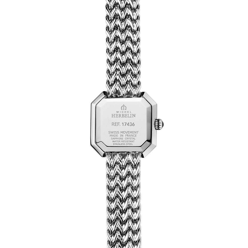 Michel Herbelin 17436/B19 damski zegarek Octogone bransoleta