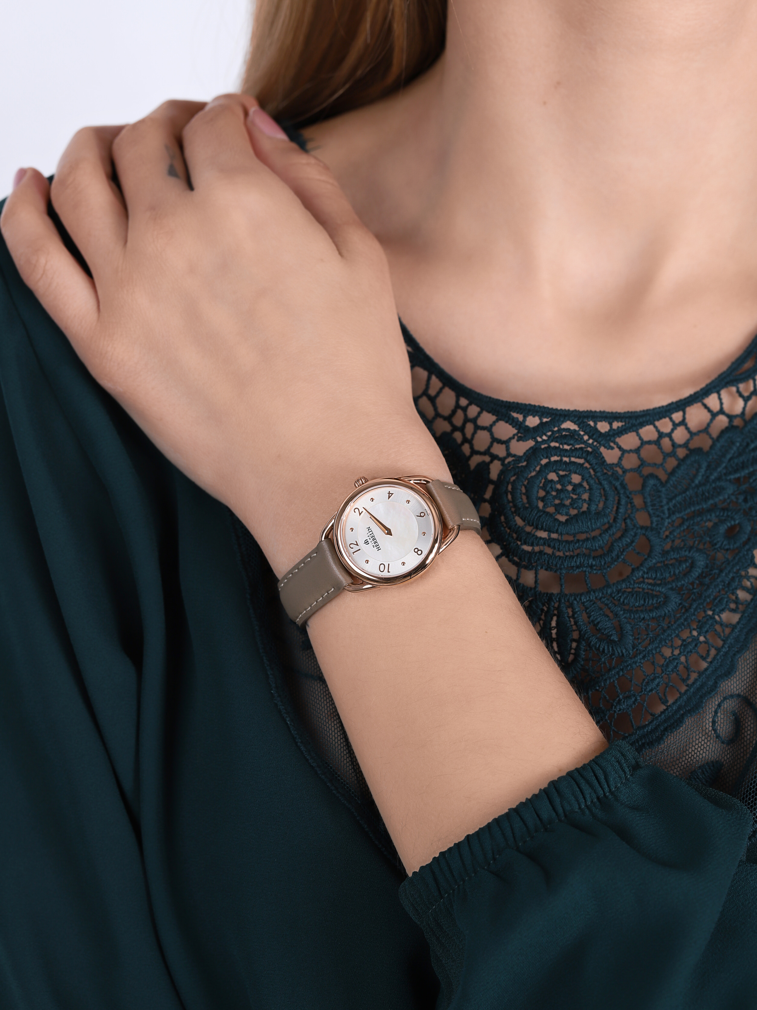 Michel Herbelin 17497/PR29GR EQUINOXE zegarek klasyczny Equinoxe