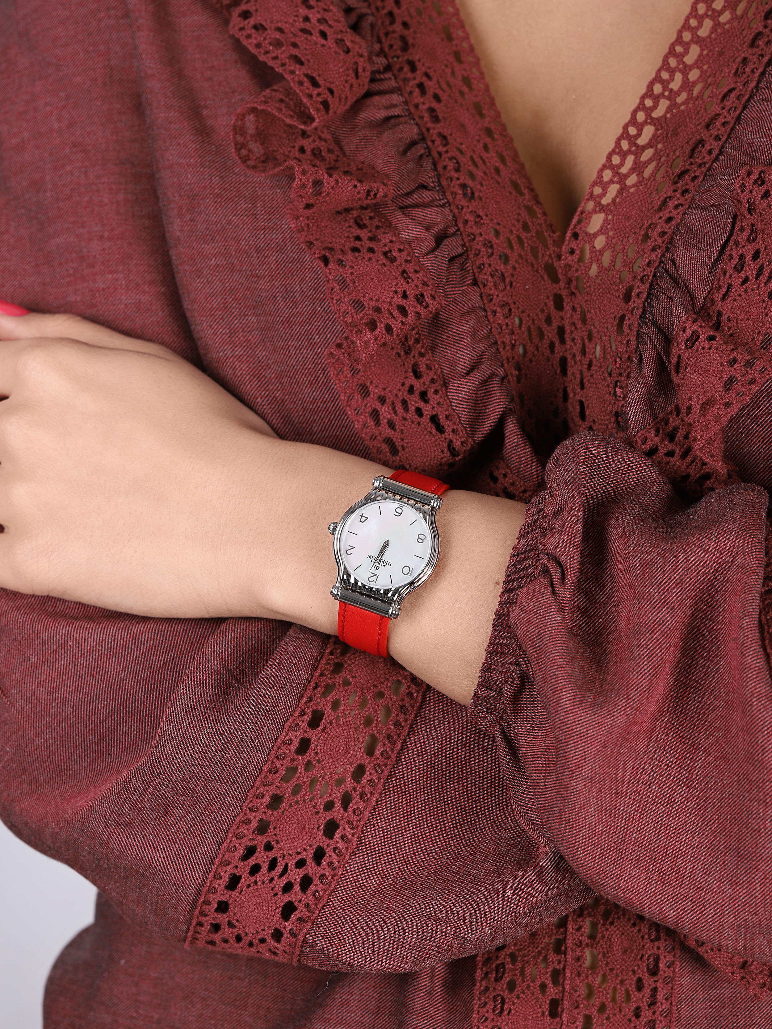 Michel Herbelin H.17447/29-SET ANTARES GIFT SET zegarek klasyczny Antares