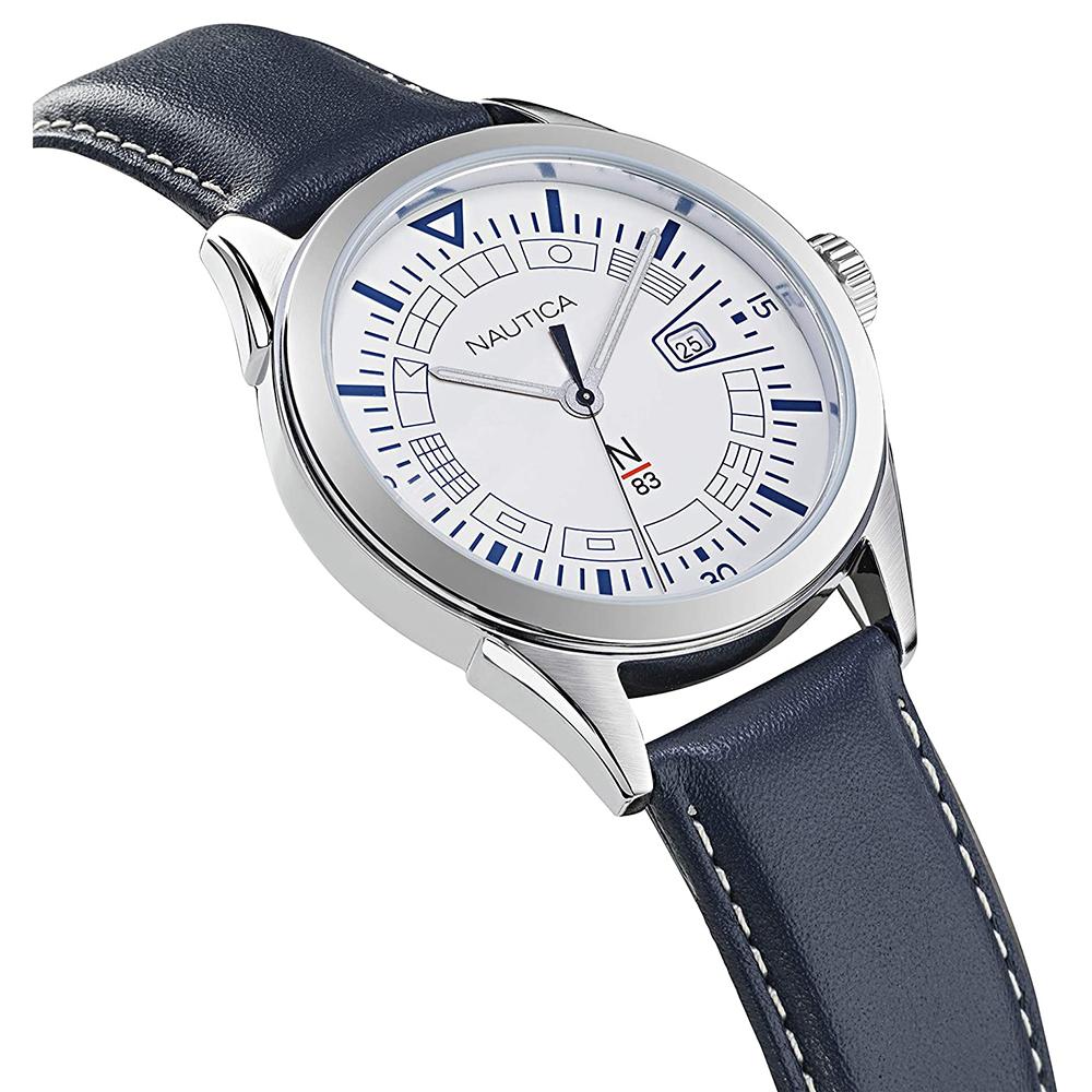 Nautica N-83 NAPCRF001 zegarek Pasek