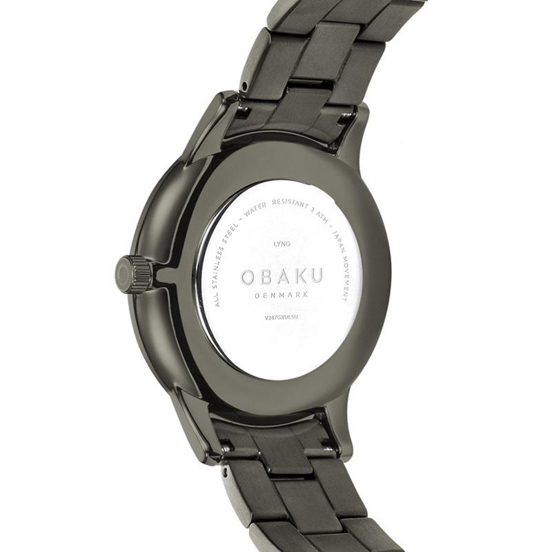 Obaku Denmark V247GXULSU zegarek