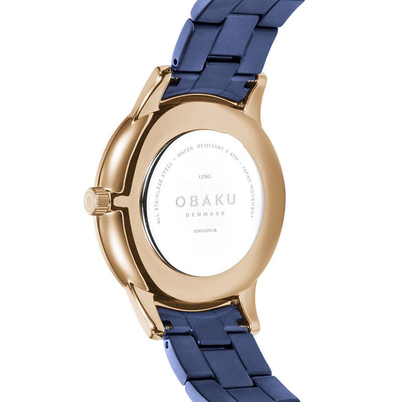 Obaku Denmark V247GXVLSL zegarek