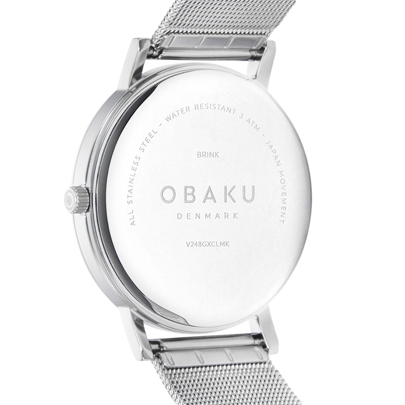 Obaku Denmark V248GXCLMK zegarek