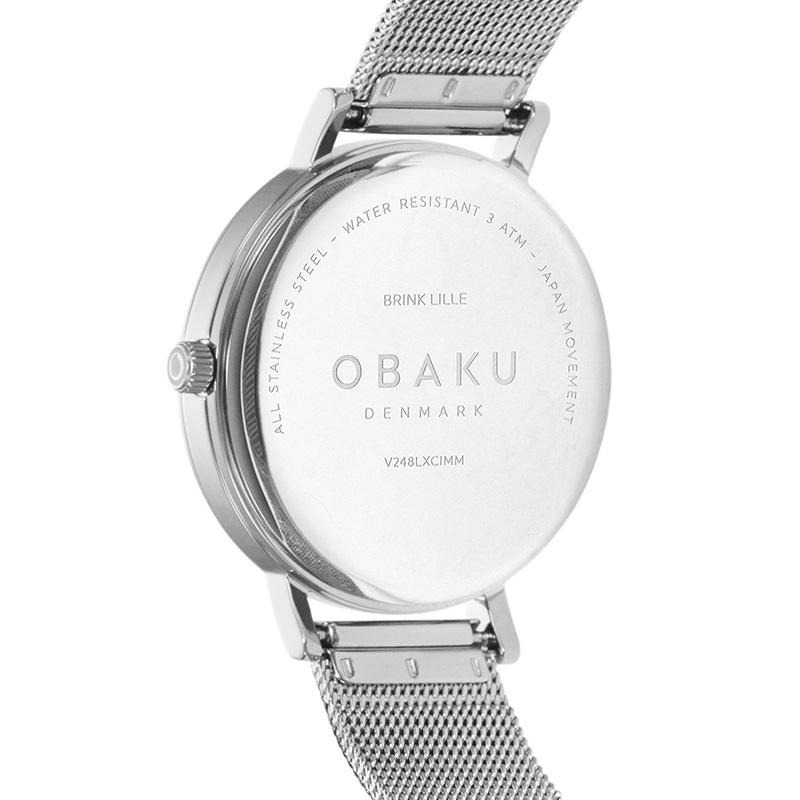 Obaku Denmark V248LXCIMM zegarek