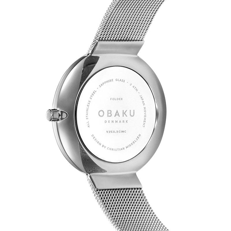 Obaku Denmark V252LXCIMC zegarek