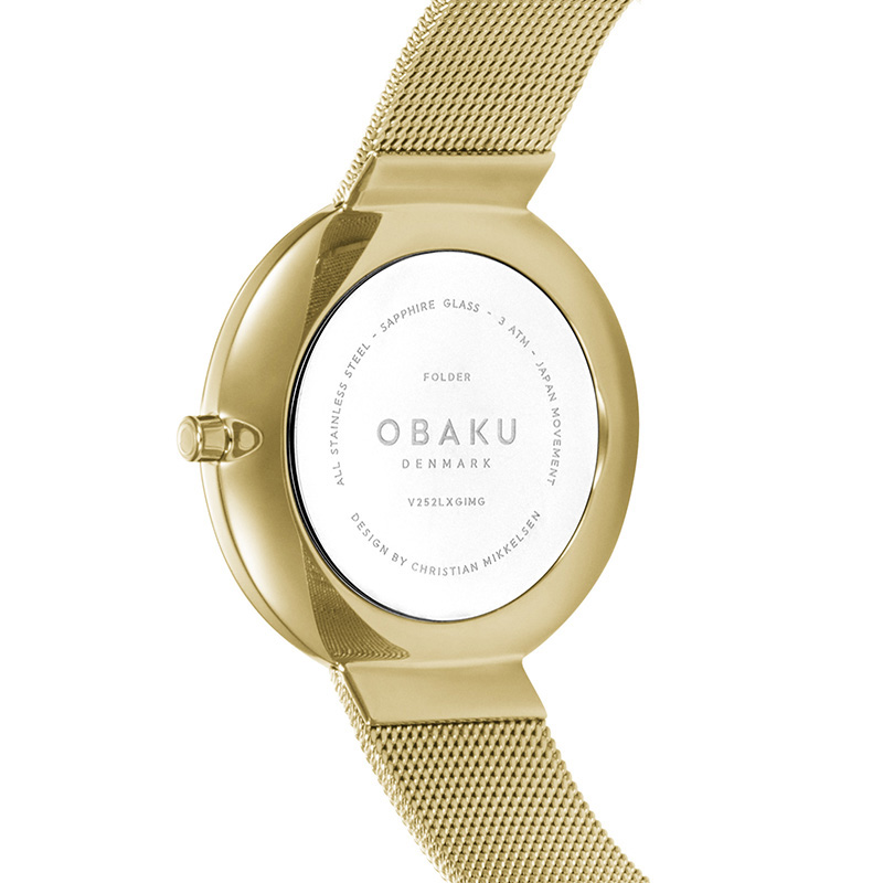 Obaku Denmark V252LXGIMG zegarek