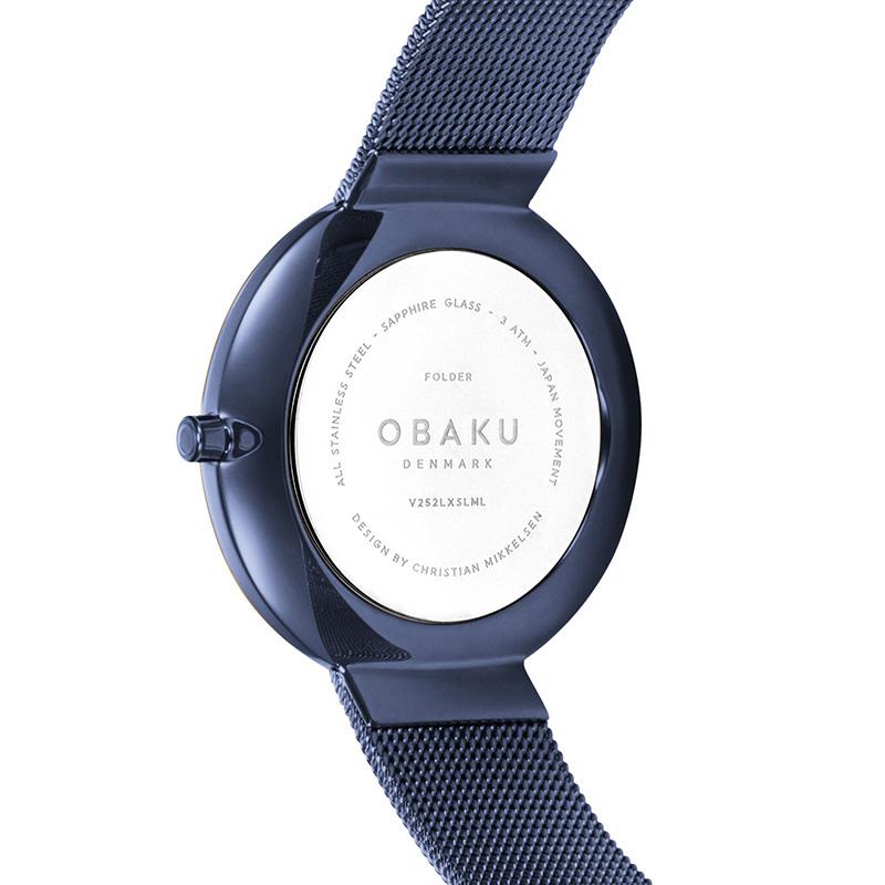 Obaku Denmark V252LXSLML zegarek