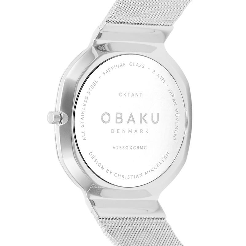Obaku Denmark V253GXCBMC zegarek