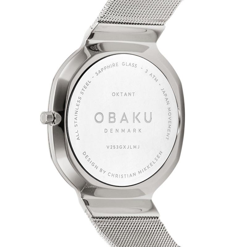 Obaku Denmark V253GXJLMJ zegarek