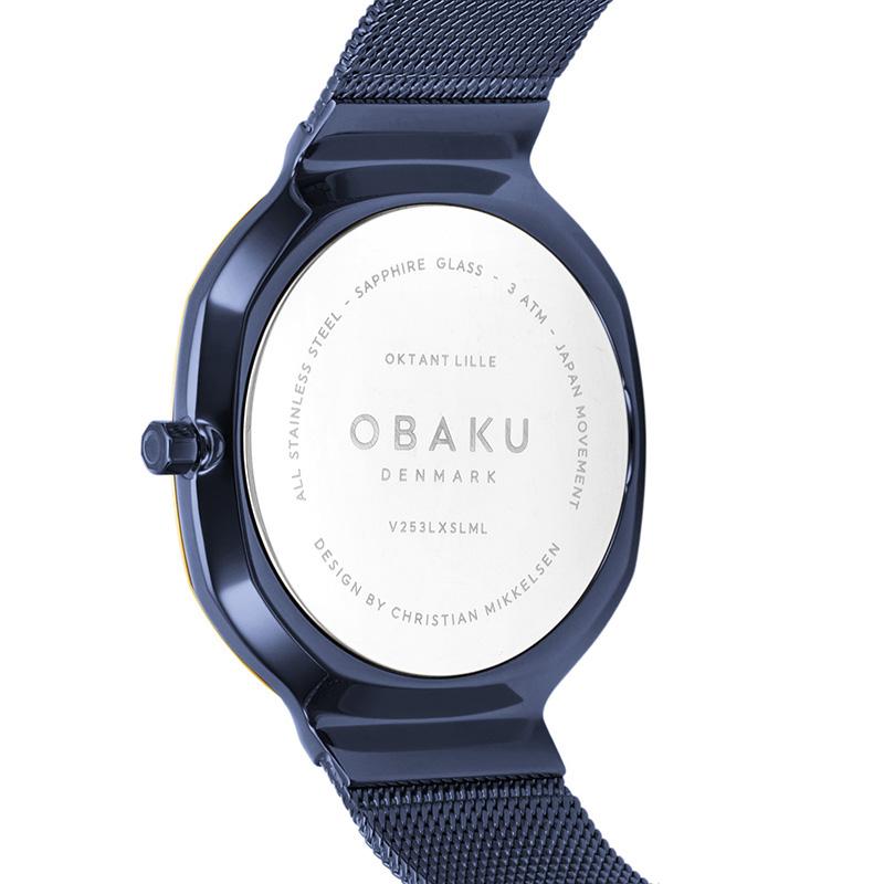 Obaku Denmark V253LXSLML zegarek