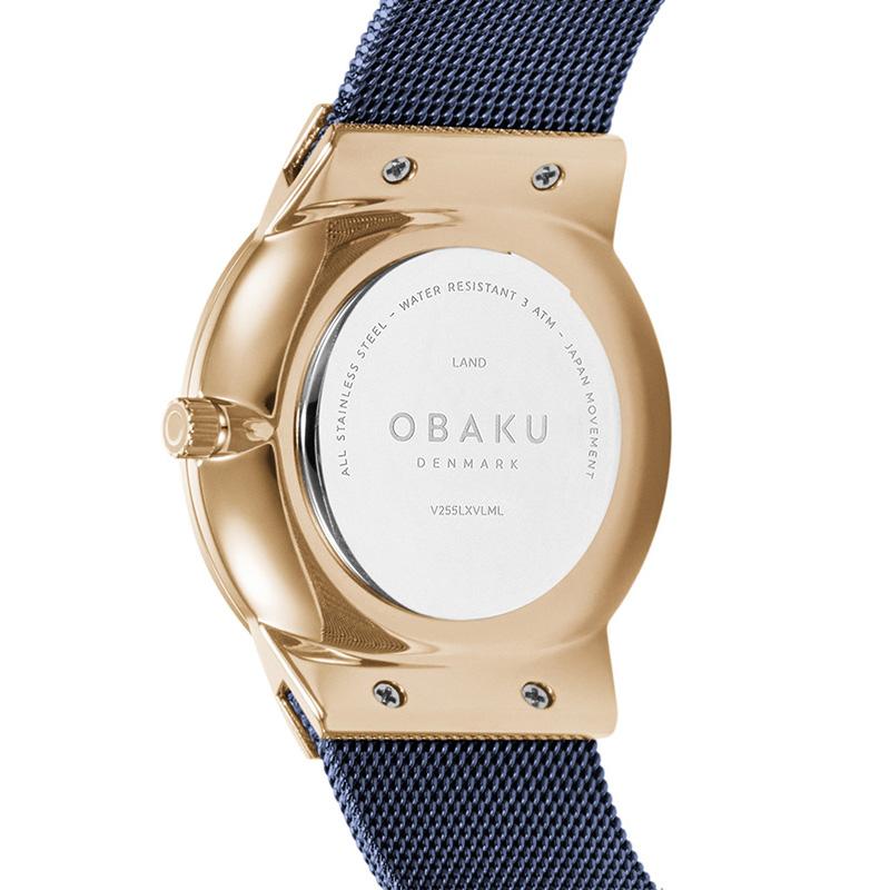 Obaku Denmark V255LXVLML zegarek