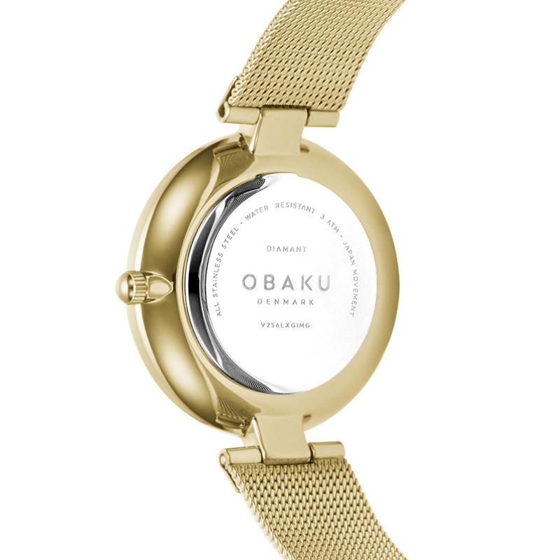 Obaku Denmark V256LXGIMG zegarek