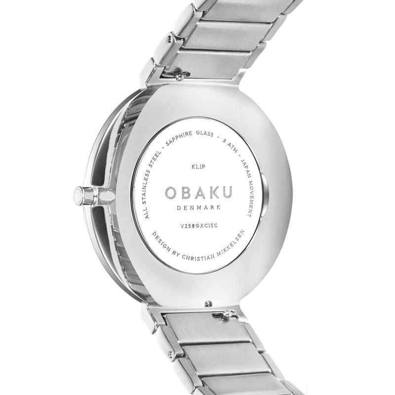 Obaku Denmark V258GXCISC zegarek