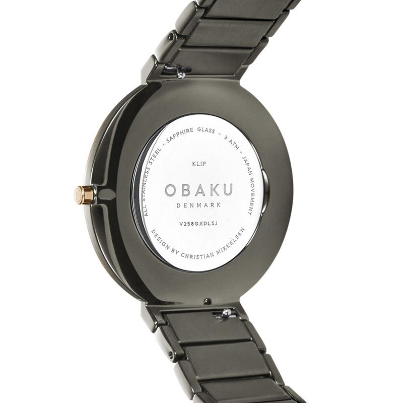 Obaku Denmark V258GXDLSJ zegarek
