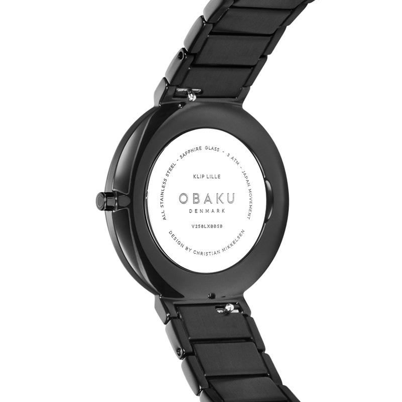 Obaku Denmark V258LXBBSB zegarek
