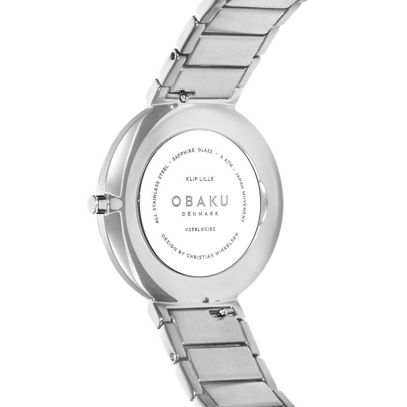 Obaku Denmark V258LXCISC zegarek