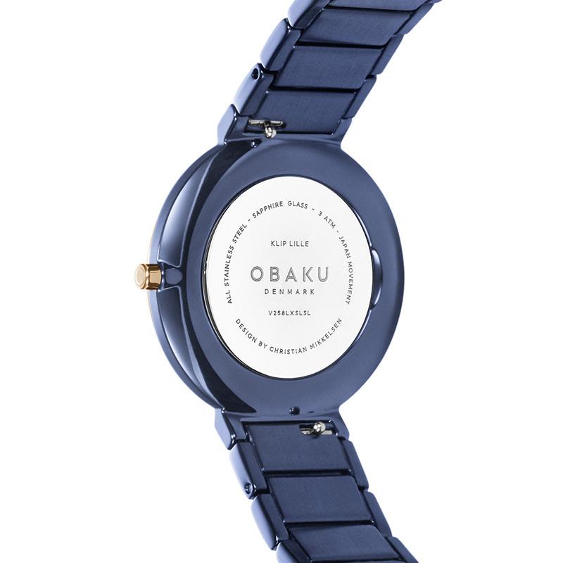 Obaku Denmark V258LXSLSL zegarek