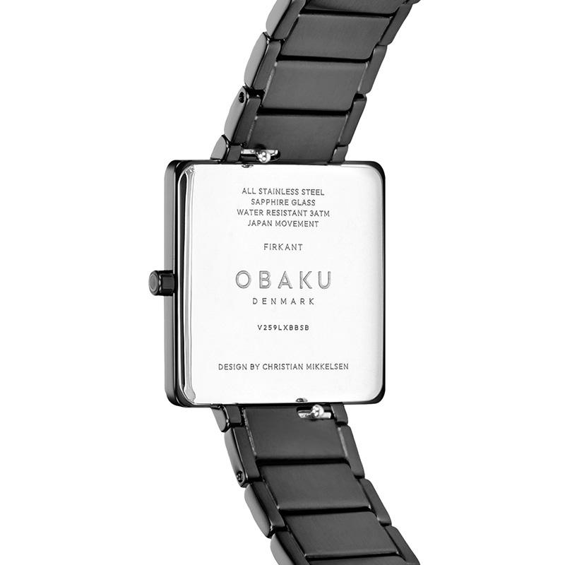 Obaku Denmark V259LXBBSB zegarek