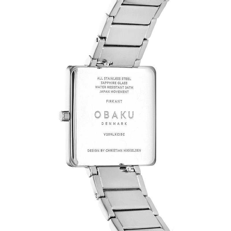 Obaku Denmark V259LXCISC zegarek