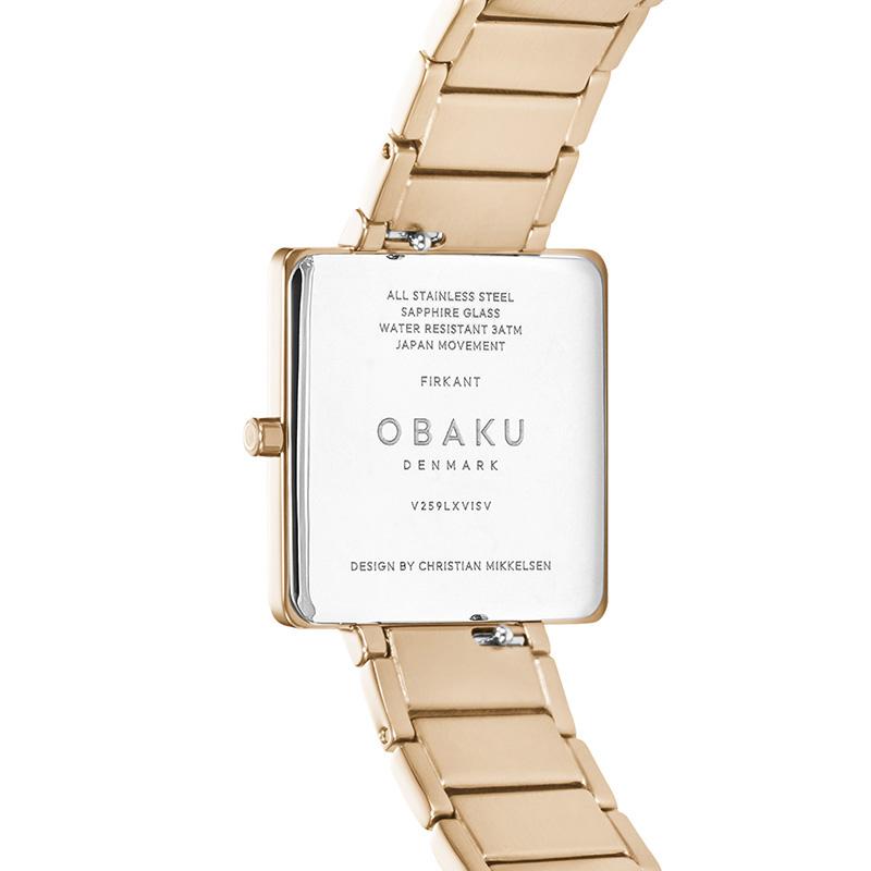 Obaku Denmark V259LXVISV zegarek