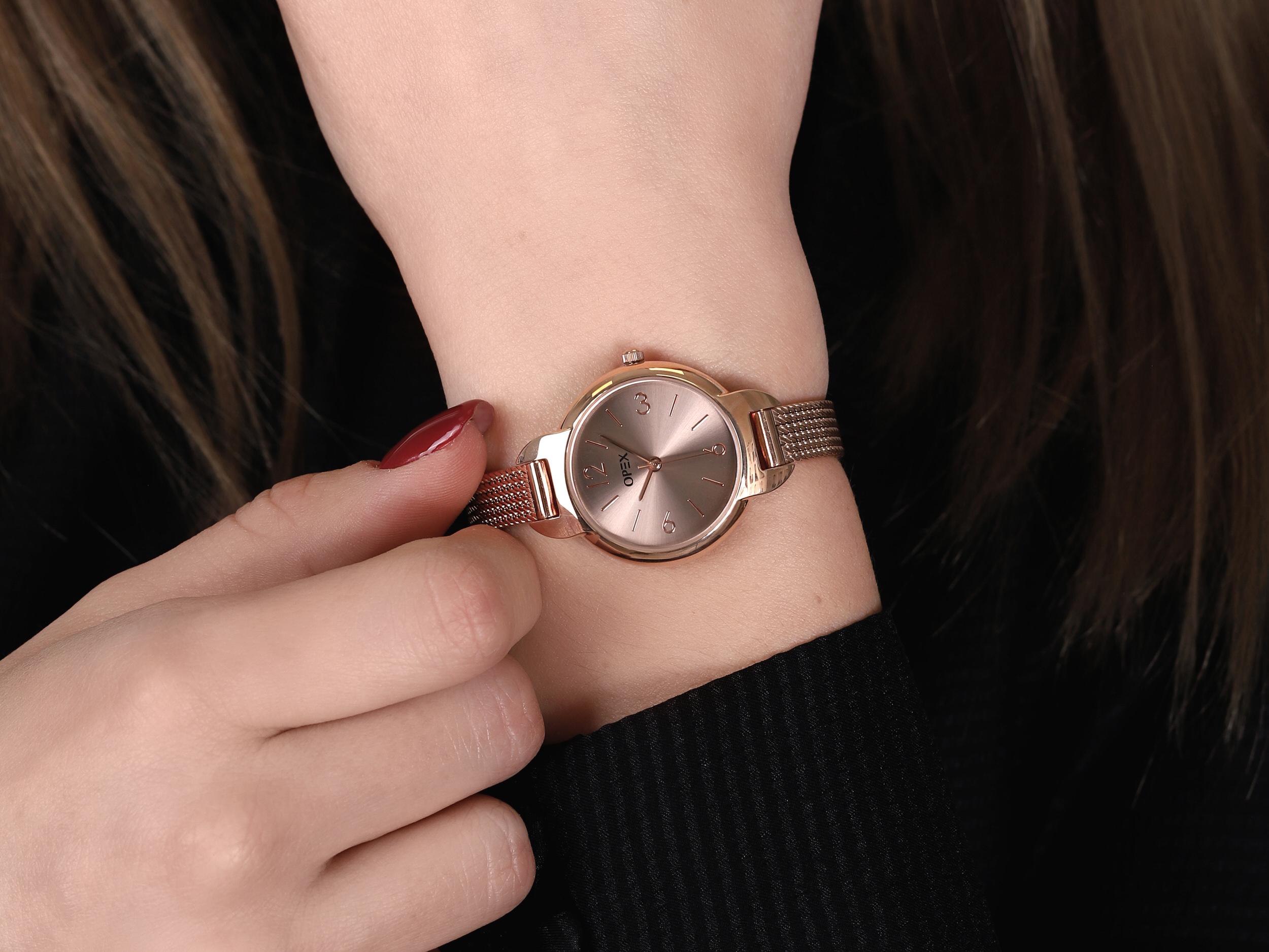 Opex X4036MA1 damski zegarek Amy bransoleta