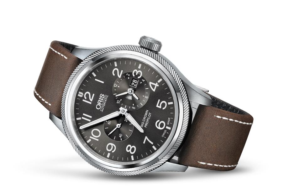 Oris 01 690 7735 4063-07 5 22 05FC zegarek męski Big Crown ProPilot