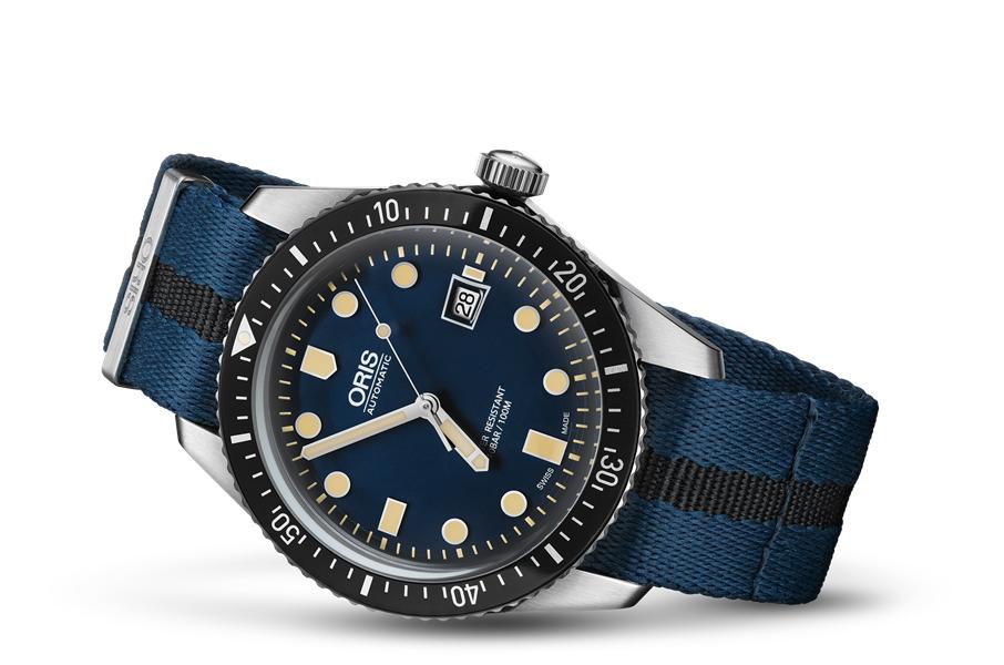 Oris 01 733 7720 4055-07 5 21 28FC zegarek męski Divers