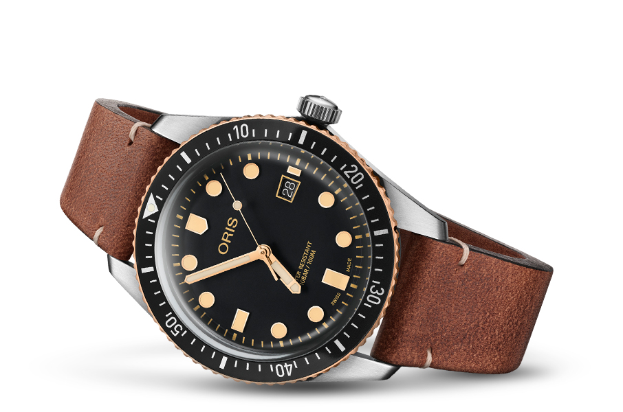Oris 01 733 7720 4354-07 5 21 44 zegarek męski Divers