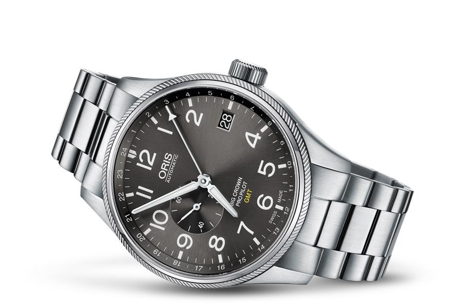 Oris 01 748 7710 4063-07 8 22 19 zegarek męski Big Crown ProPilot