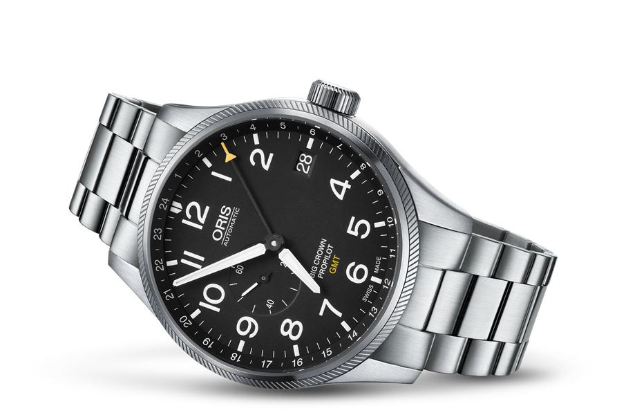 Oris 01 748 7710 4164-07 8 22 19 zegarek męski Big Crown ProPilot