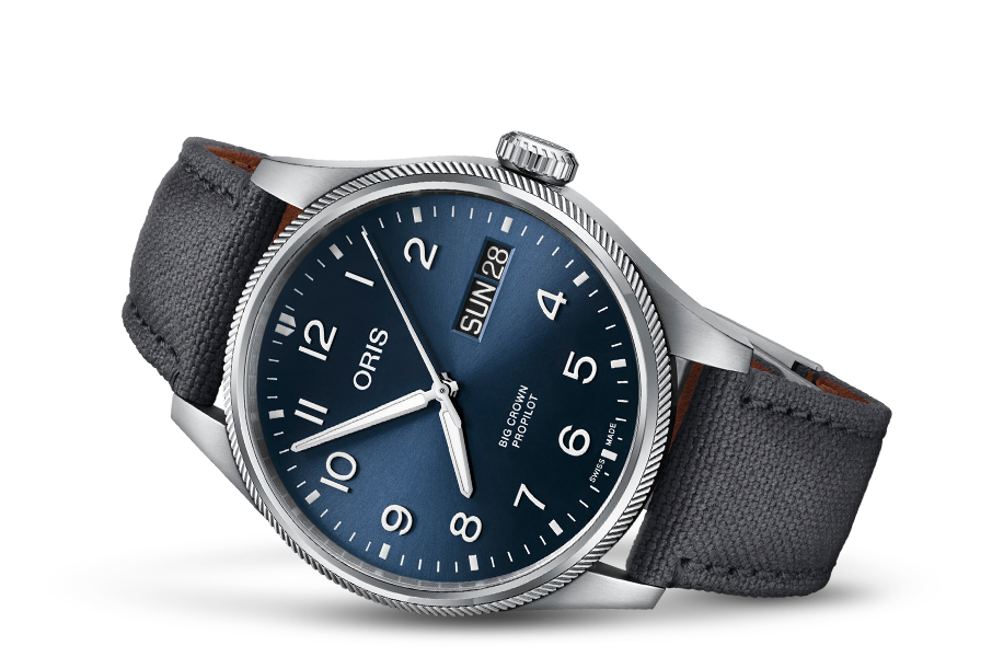 Oris 01 752 7760 4065-07 3 22 05LC zegarek męski Big Crown ProPilot