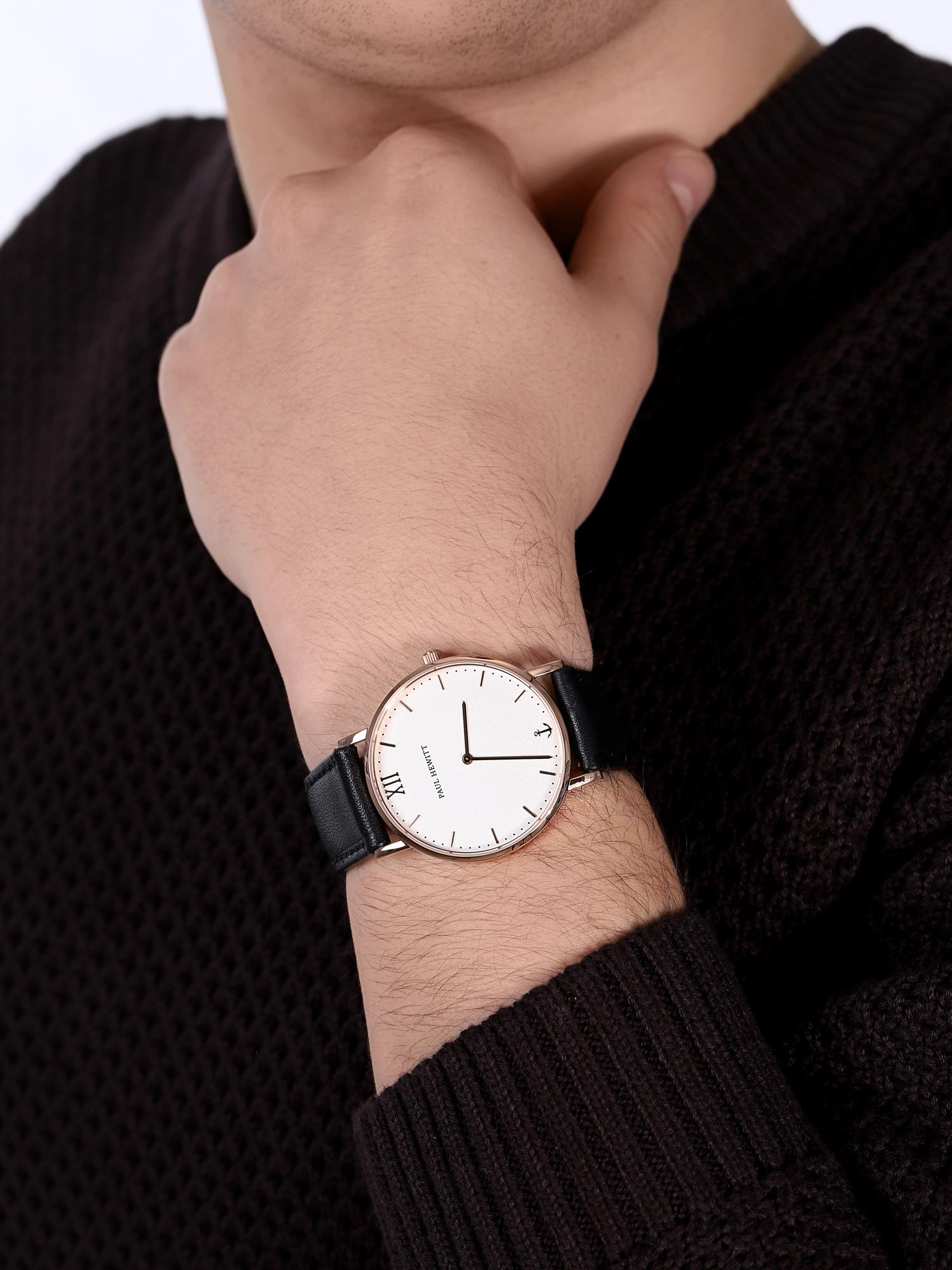 Paul Hewitt PH-SA-R-ST-W-2M męski zegarek Sailor Line pasek