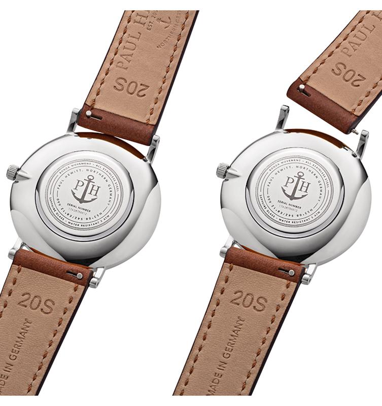 Paul Hewitt PH-SA-S-ST-W-1M zegarek klasyczny Sailor Line