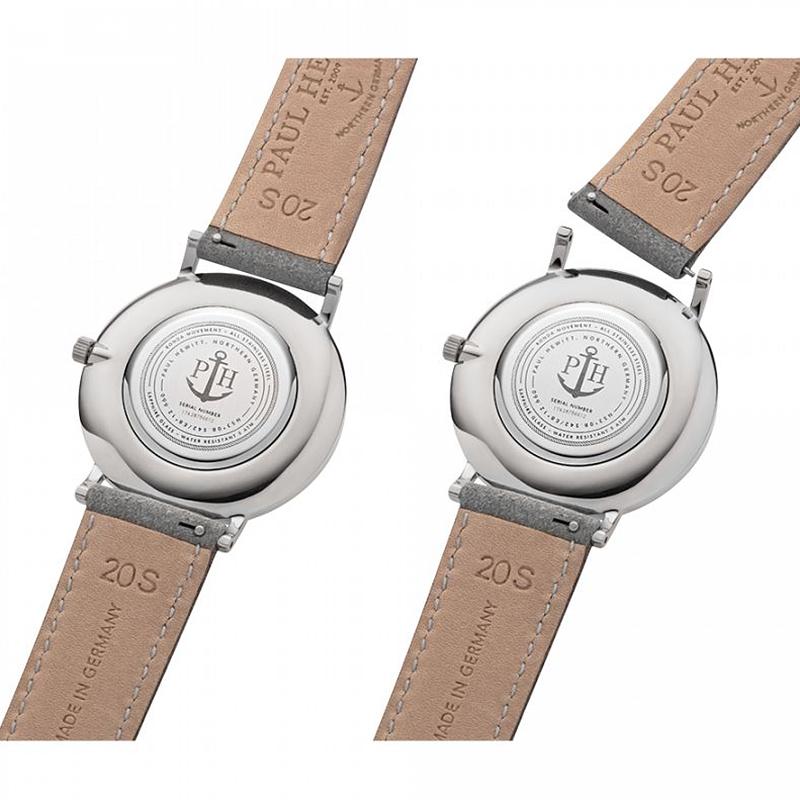 Paul Hewitt PH-SA-S-ST-W-37S męski zegarek Sailor Line pasek