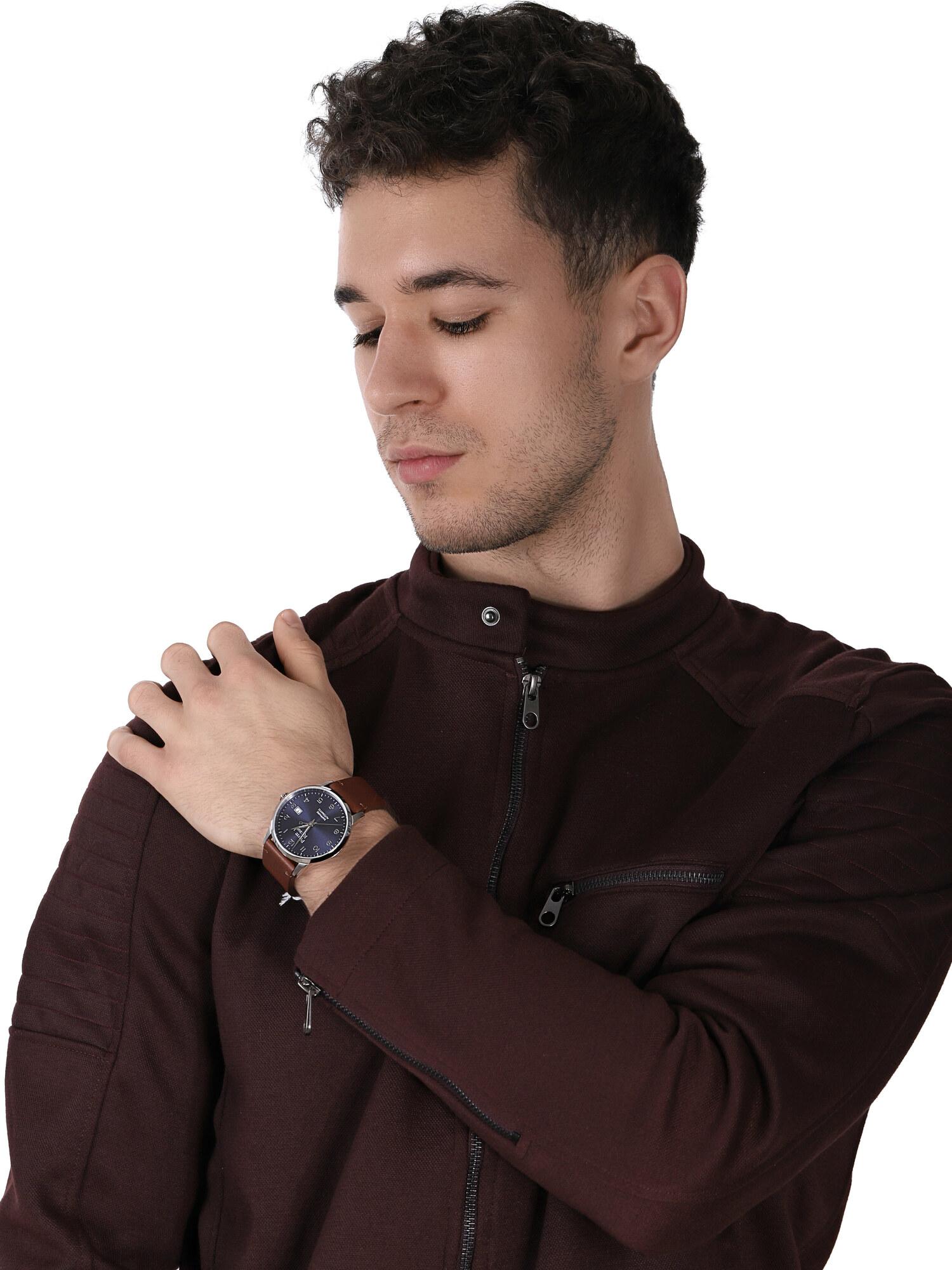 Pierre Ricaud P60029.5B25A zegarek klasyczny Automatic