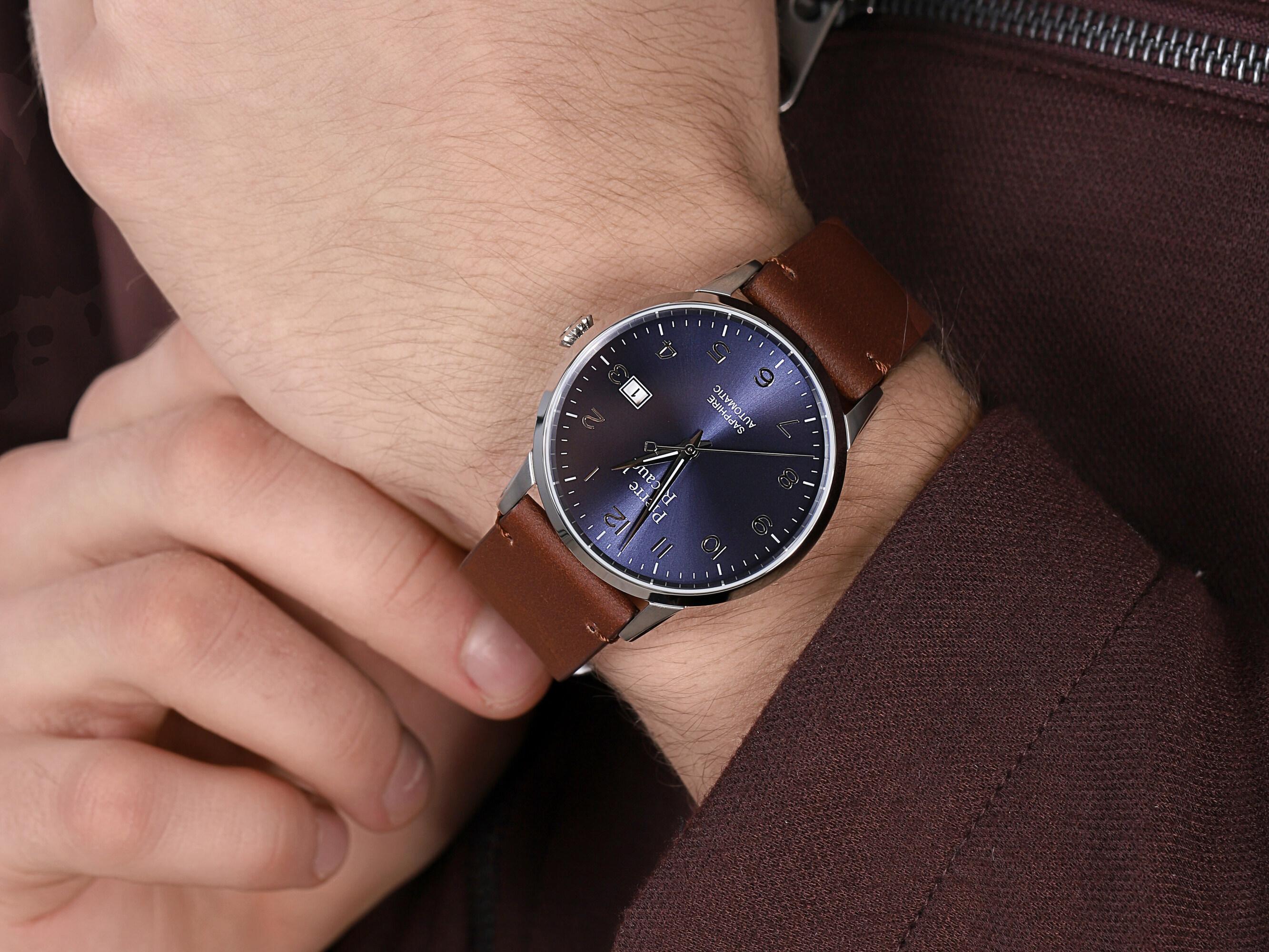 Pierre Ricaud P60029.5B25A zegarek męski Automatic
