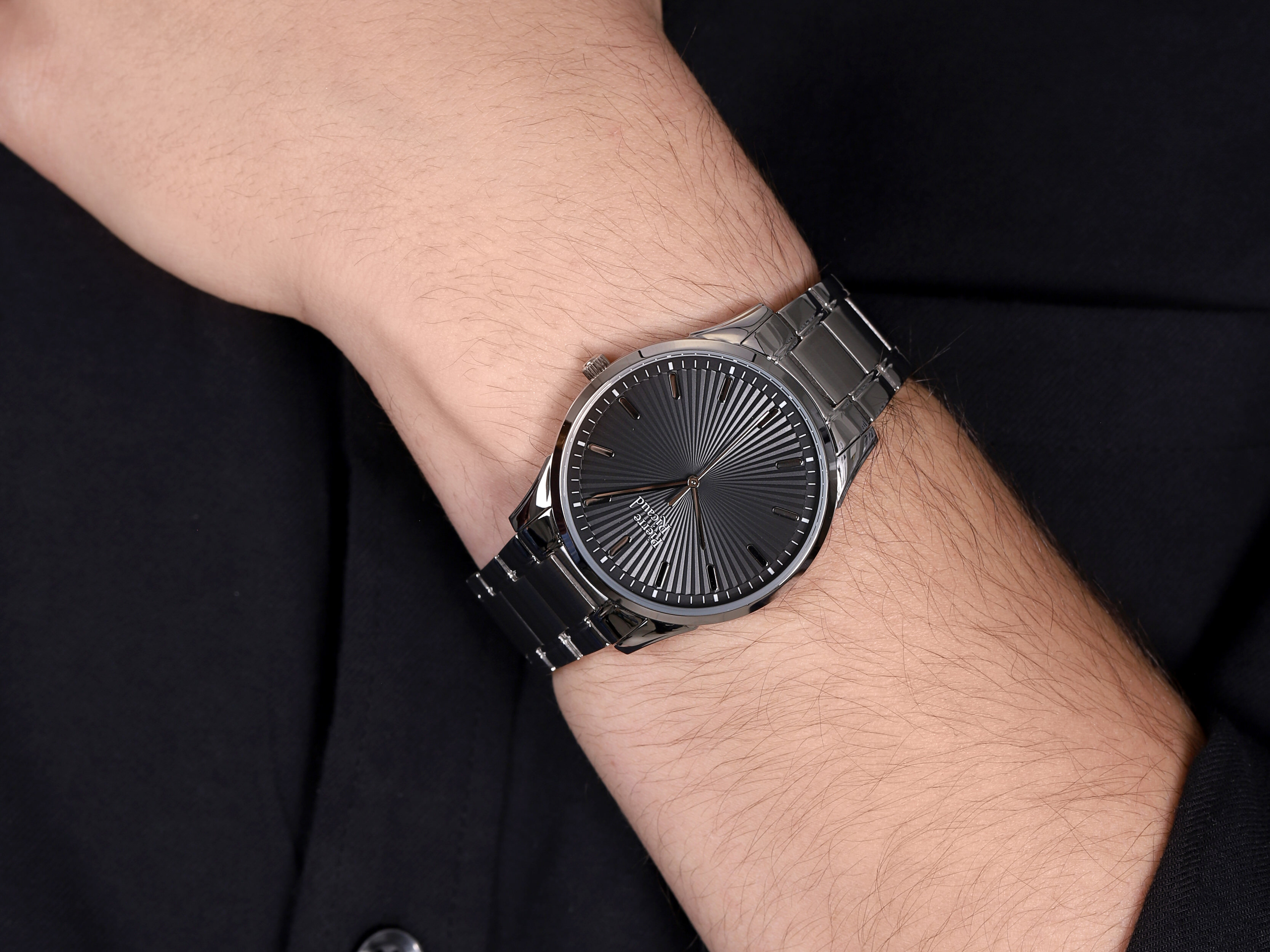 Pierre Ricaud P91041.5114Q męski zegarek Bransoleta bransoleta