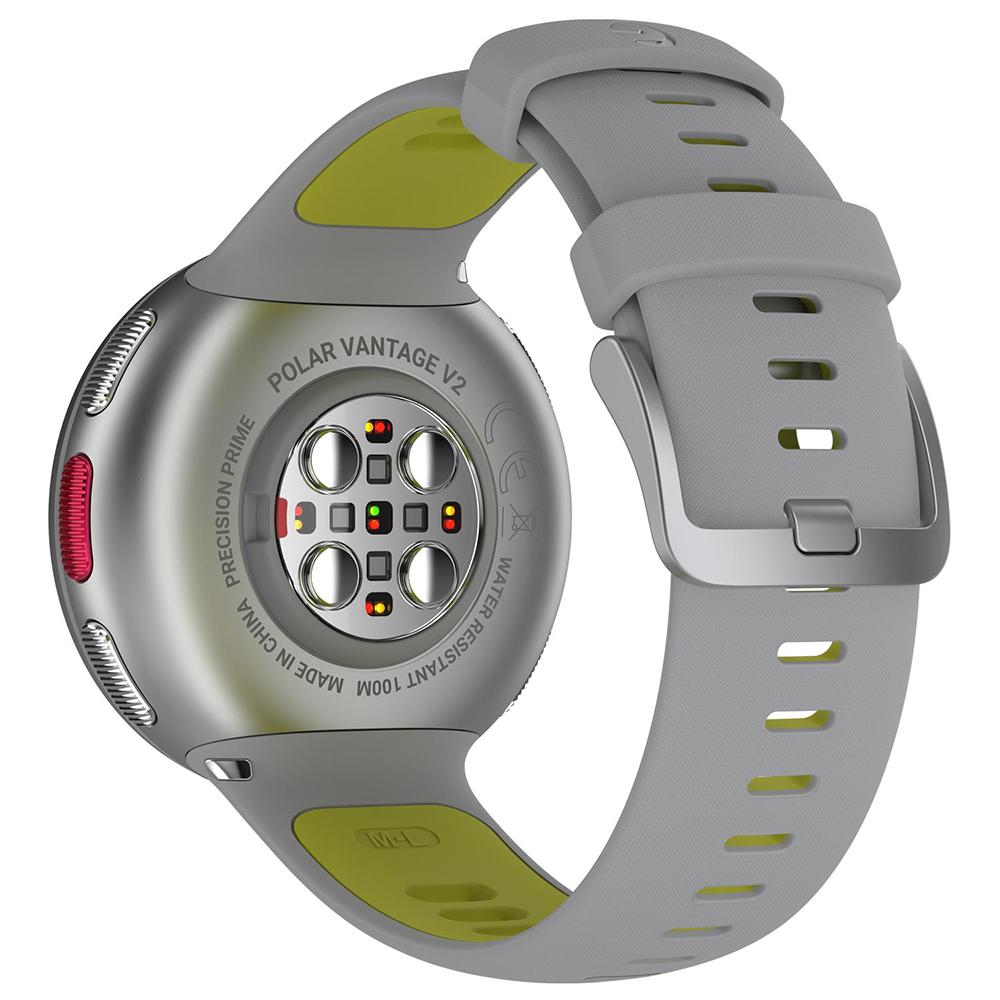 Polar VANTAGE V2 H10 GRY-LIME zegarek męski Polar