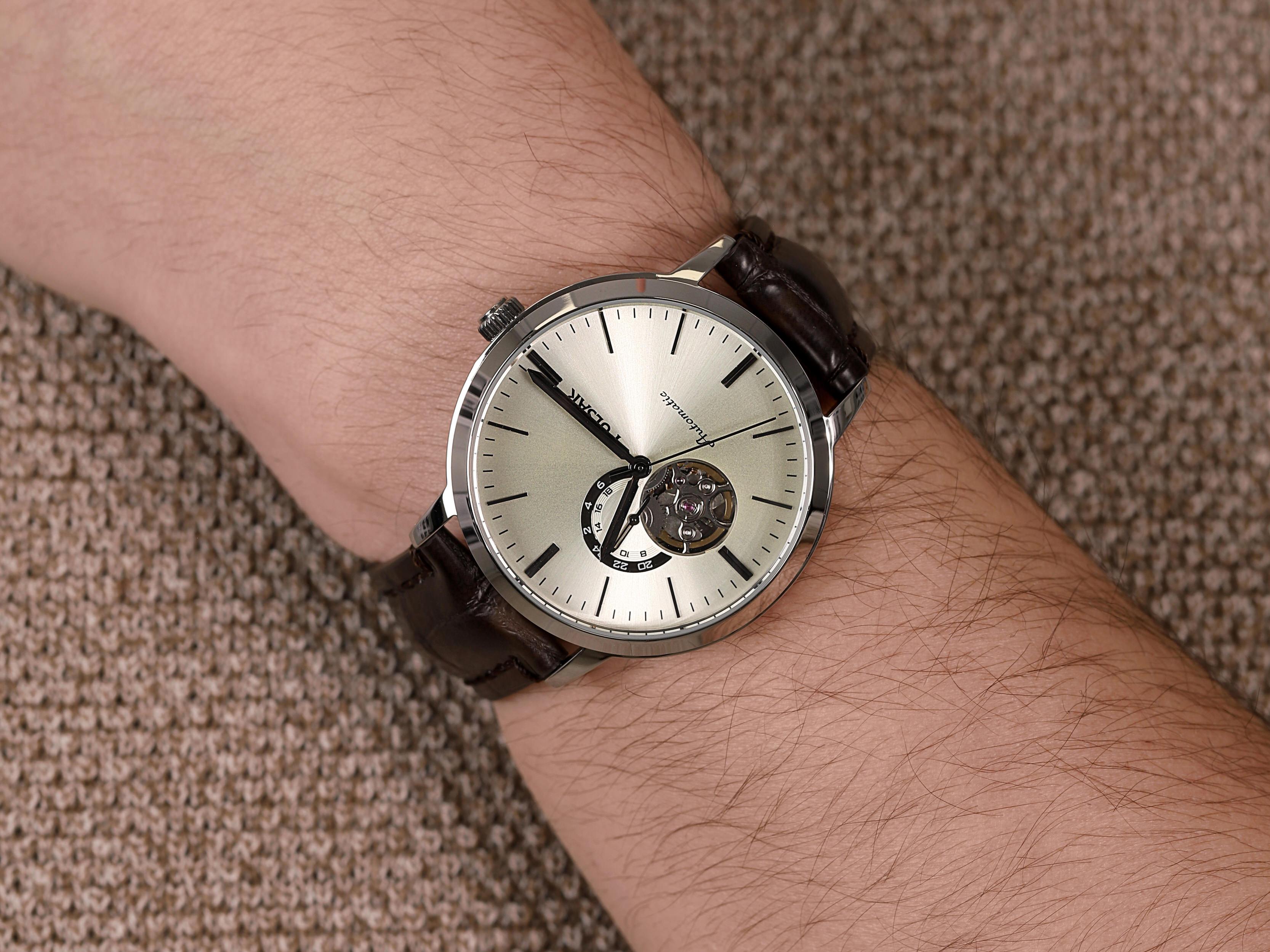 Pulsar P9A007X1 zegarek męski Klasyczne