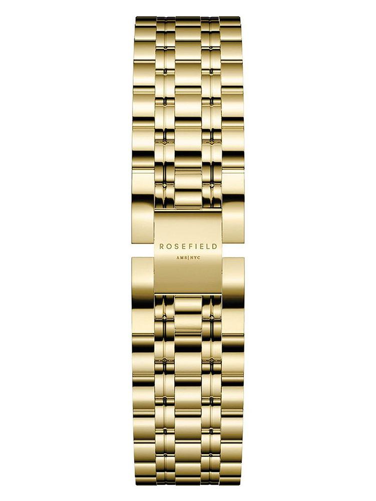 Rosefield OBSSG-O47 damski zegarek The Octagon pasek