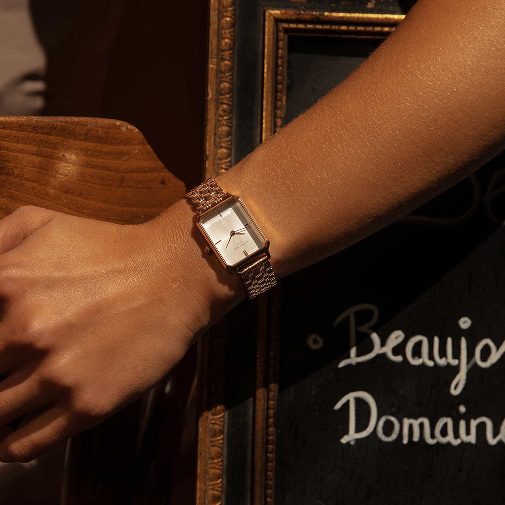 Rosefield OCWSRG-O42 zegarek damski The Octagon