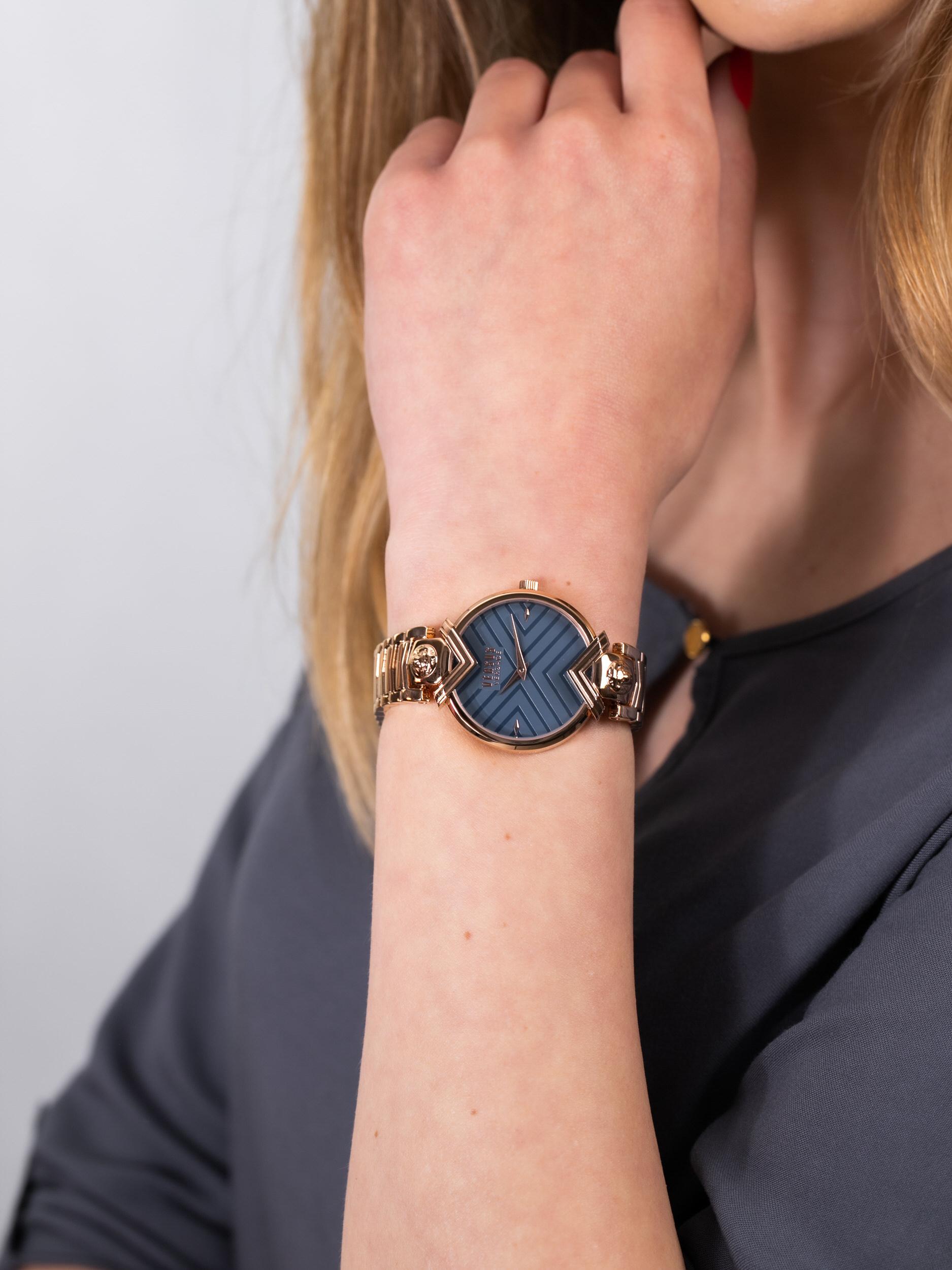 Versus Versace VSPLH0819 damski zegarek Damskie bransoleta