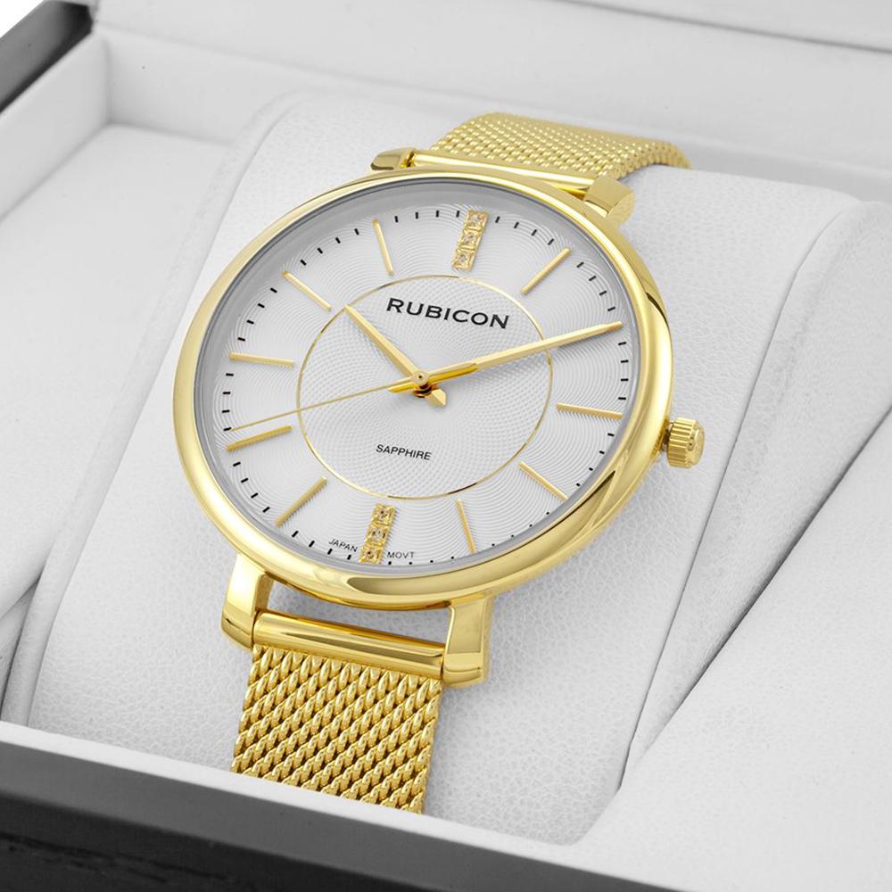 Rubicon RBN013 zegarek damski Bransoleta