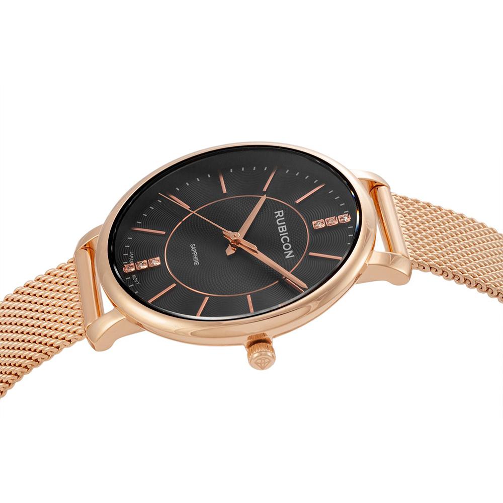 Rubicon RBN017 damski zegarek Bransoleta bransoleta