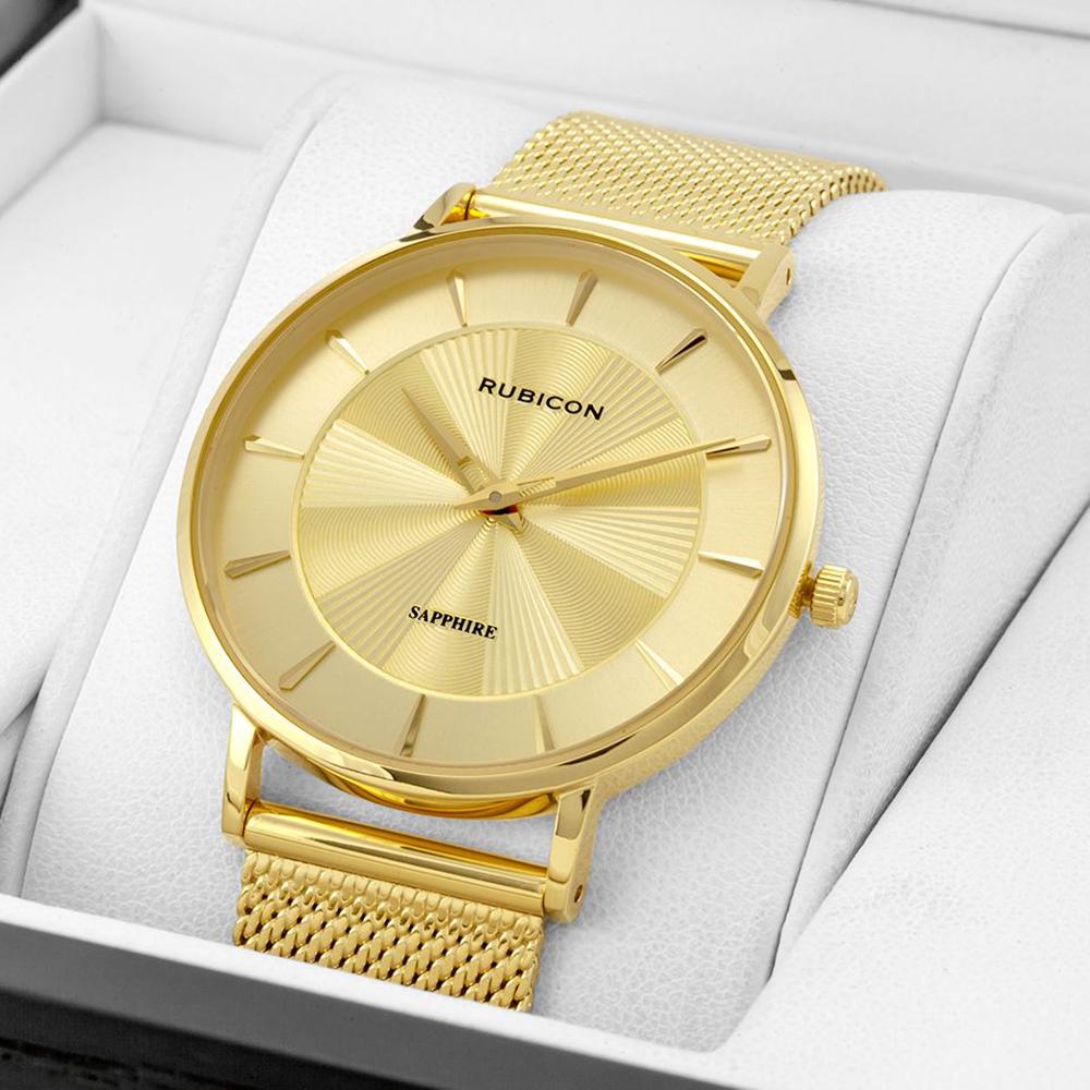 Rubicon RBN033 zegarek klasyczny Bransoleta