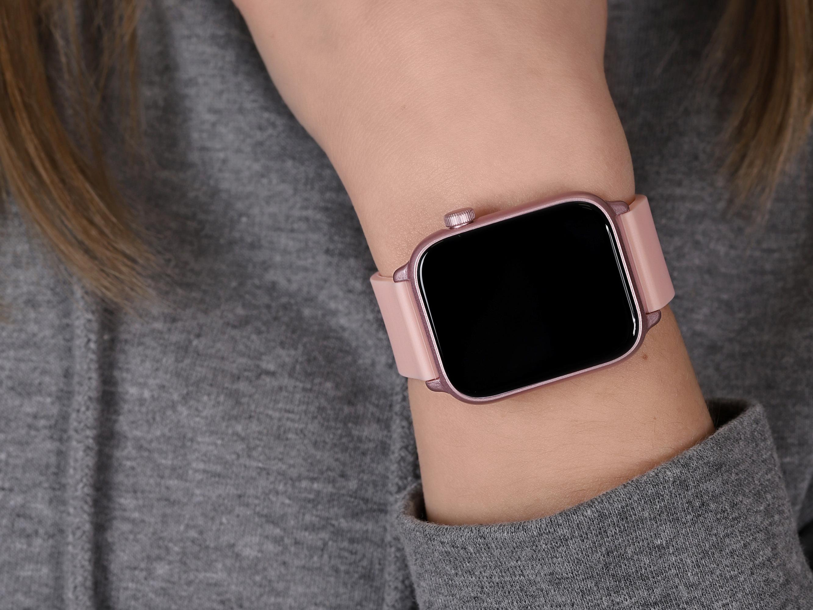 Rubicon RNCE56RIBX01AX zegarek sportowy Smartwatch