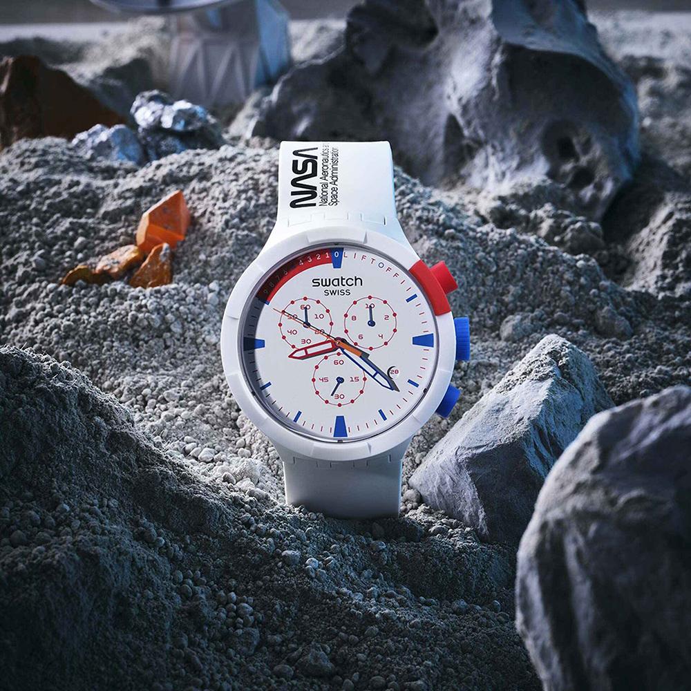 SB04Z400 zegarek sportowy Big Bold