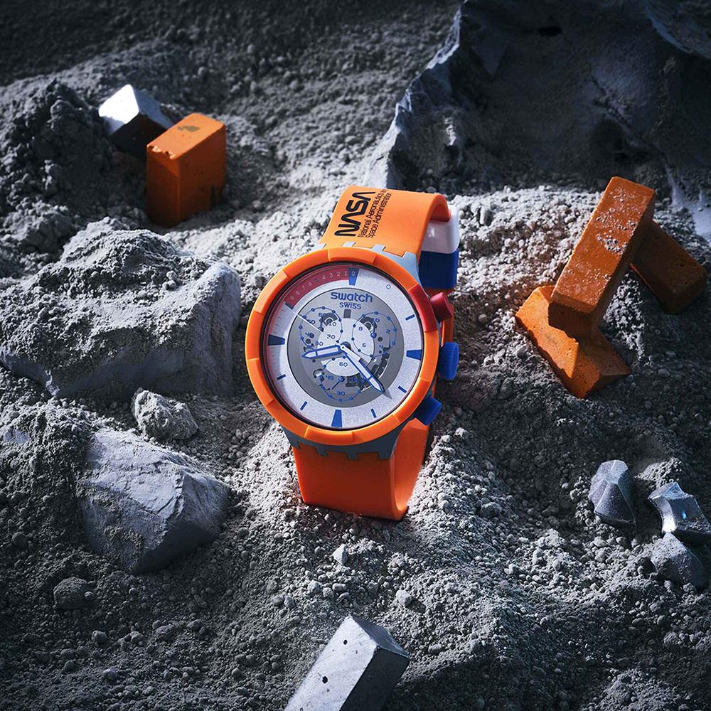 SB04Z401 zegarek sportowy Big Bold