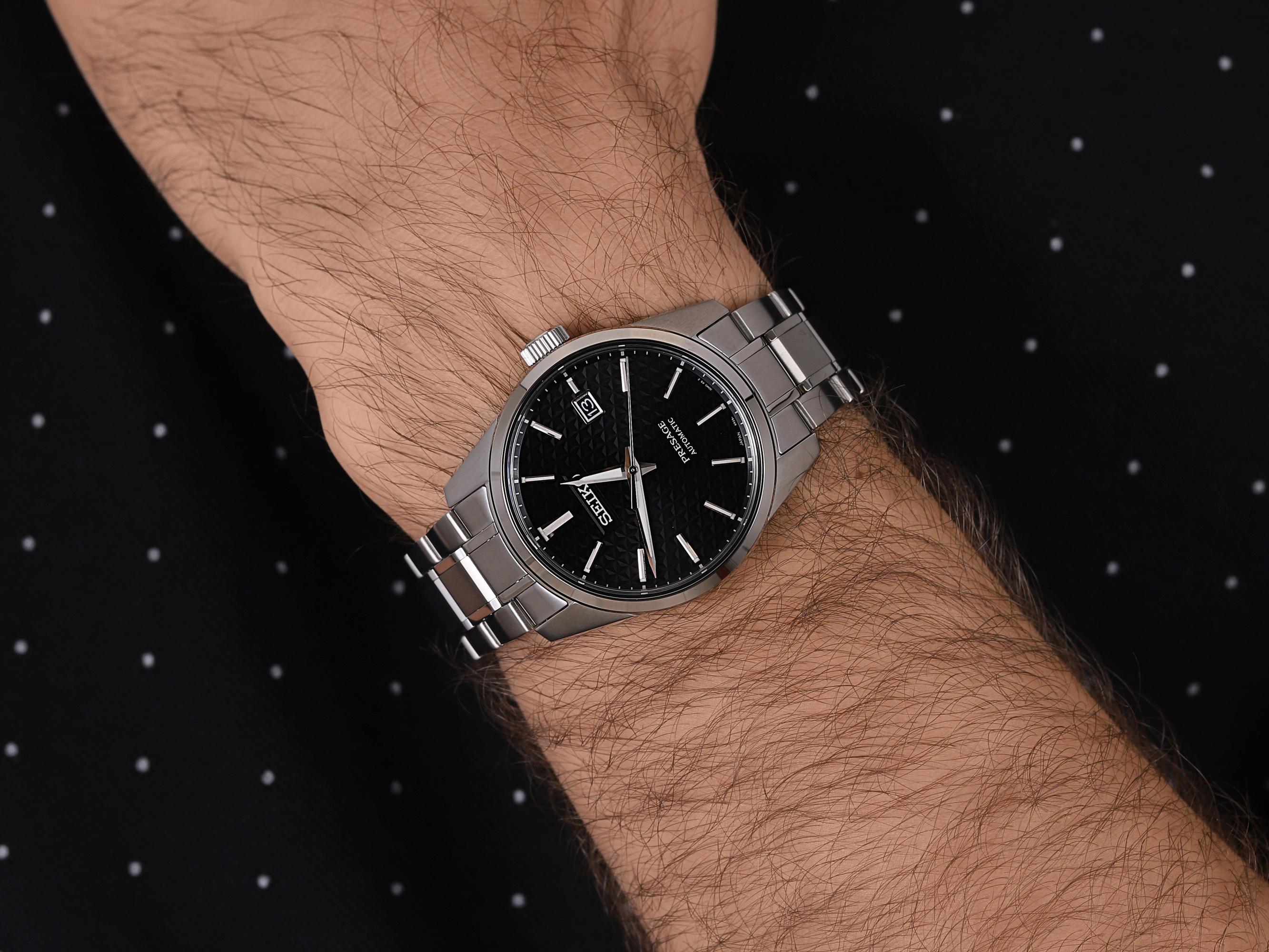 Seiko SPB203J1 zegarek męski Presage