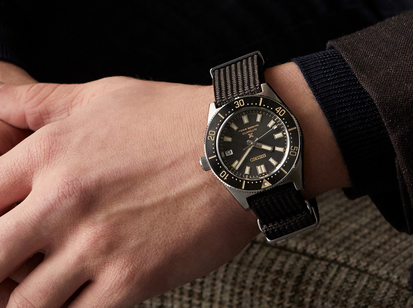 Seiko SPB239J1 zegarek